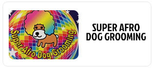 Super Afro Dog Grooming